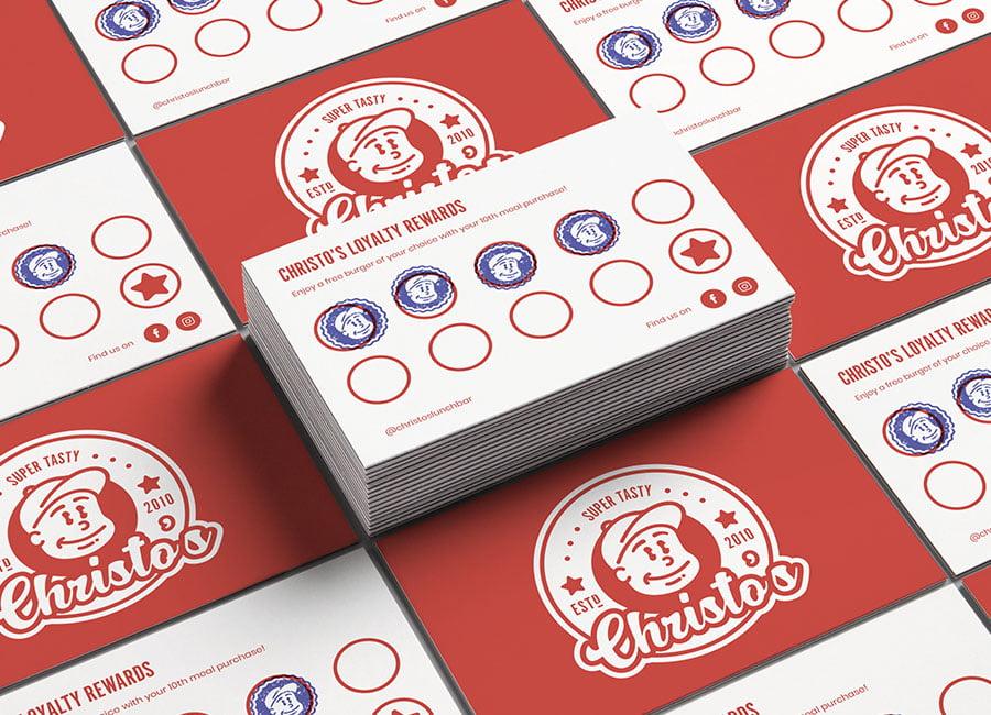Christo'sArtboardsBusiness Cards