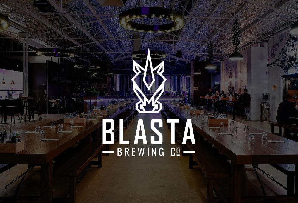 Blasta Brewing – Bold Beverages
